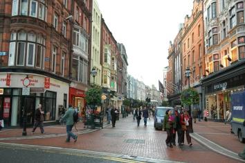 DUB Dublin - Grafton Street shops 01 3008x2000